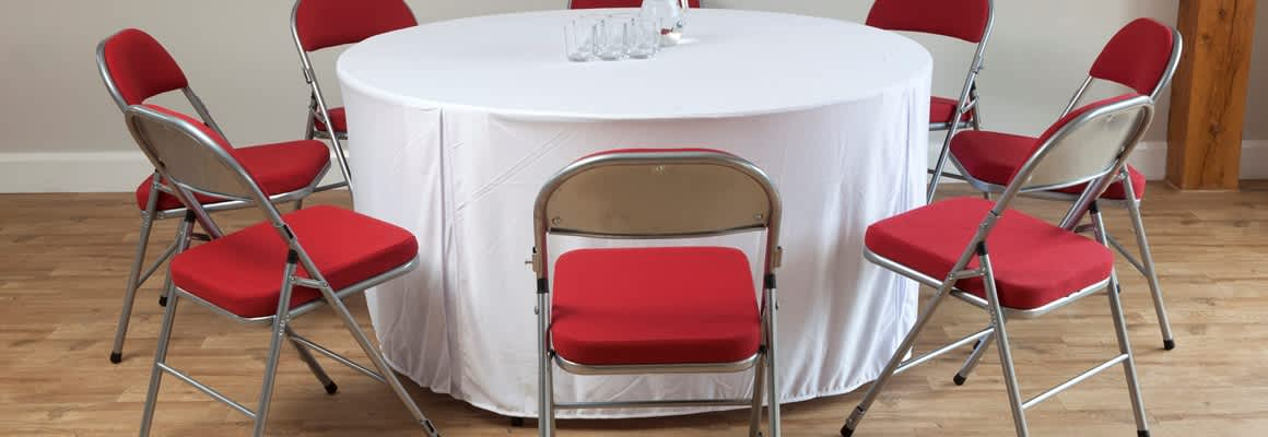 Banqueting Tables and Chairs for All Occasions