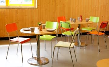 Versatile and contemporary cafe furniture