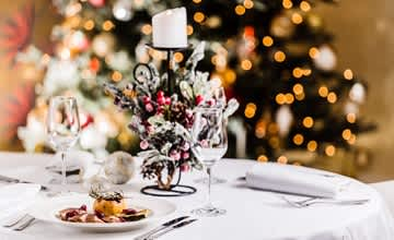 Setting up your venue for Christmas and New Year events