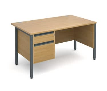 Chicago Two Drawer Desk