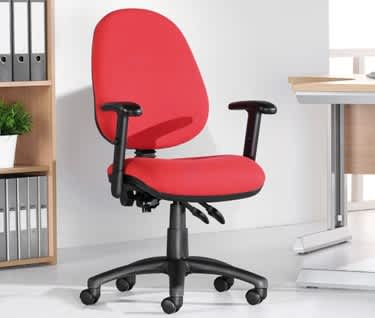 Vantage 100 High Back Operator Chair