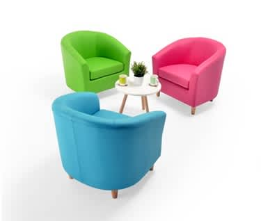 Tubs Lux Seating Range