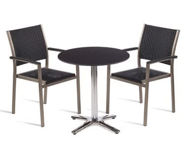 Monda All Weather Weave and Aluminium Arm Chair