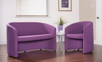 Make a great first impression with fabulous reception furniture