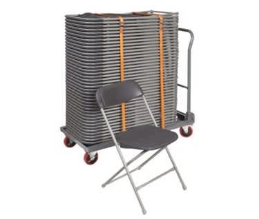 Classic 40 Folding Chair Bundle