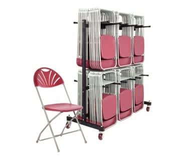 Classic Plus 168 Folding Chair Bundle