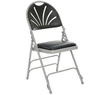Comfort Plus Padded Folding Chair