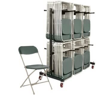 Classic 168 Folding Chair Bundle