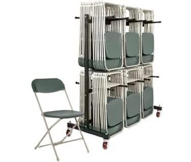 Classic 168 Folding Chair Bundle