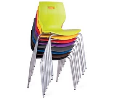 GEO Plastic Chair