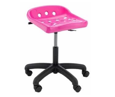 Pepperpot Swivel Chair