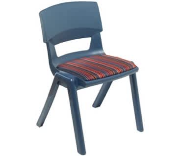 Postura + Chair Upholstered