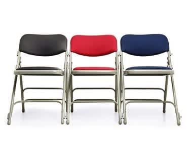 Comfort Padded Folding Chair