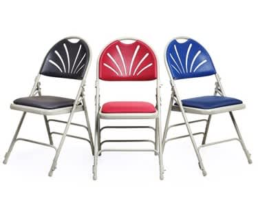 Comfort Plus Padded Folding Chair