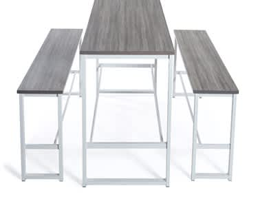 Otto High Poseur Table