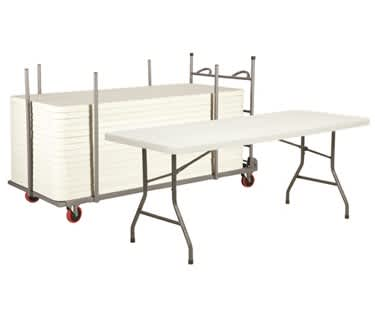 Large Rectangular Folding Table Bundles