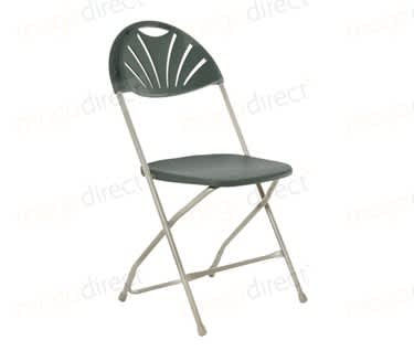 Classic Plus Fan Back Folding Chair