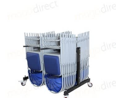 Mogo 56 Folding Chair Trolley