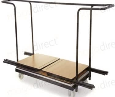 Mogo 40 Exam Desk Trolley