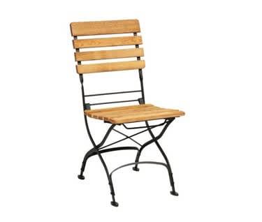 Firenza Folding Café Chair