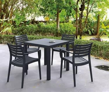 Malaga Alfresco Café & Dining Set