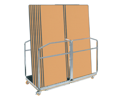 Gopak Premier Folding Table and Large Trolley Bundle