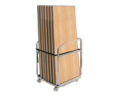 Gopak Premier Folding Table and Small Trolley Bundle