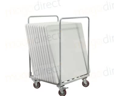 Upright Table Trolley by Mogo
