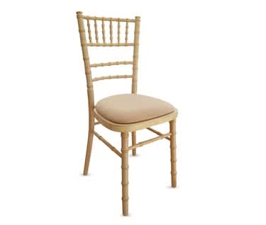 Chiavari Banqueting Chair | Straight Back