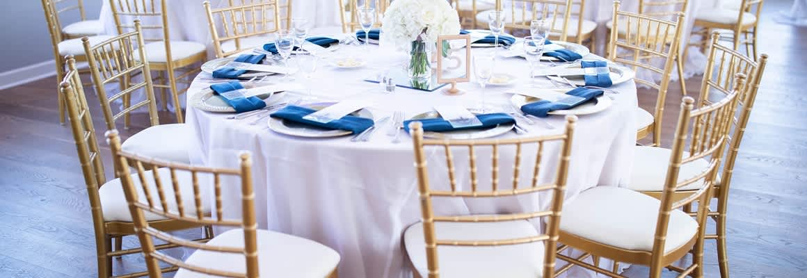 Why Chiavari Chairs are Perfect for Weddings