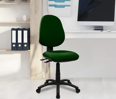 Java 200 High Back Task Operator Chair