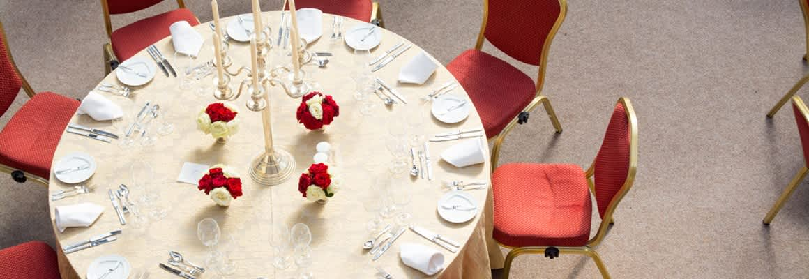 Stunning Banqueting Chairs
