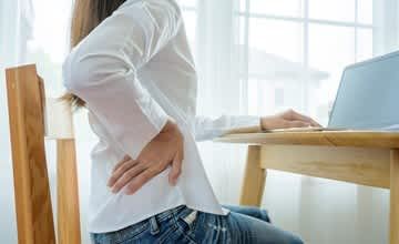 Preventing Back Pain while Working from Home
