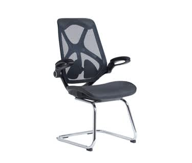 Napier High Back Mesh Executive Cantilever Chair