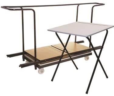 Mogo 40 Folding Exam Desk Bundle