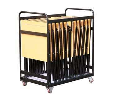 Mogo 25 Exam Desk Trolley