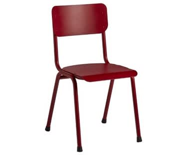Quin Stackable Cafe and Dining Chair
