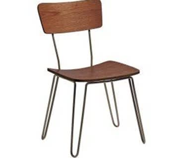 Clip Industrial Style Side Chair