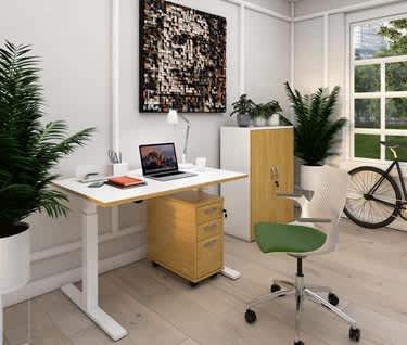 Elev8 Mono Sit-Stand Desk
