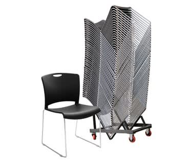 Jasper 40 Stacking Chair Bundle