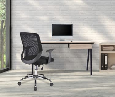 Tyrol Home Office Workstation | 4 Colours