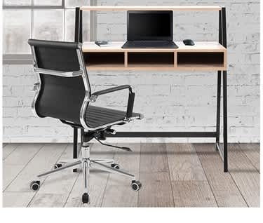 Vienna Home Office Desk | 4 Colours