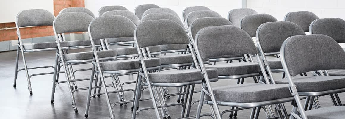 Choosing the Right Folding Chairs for your Venue