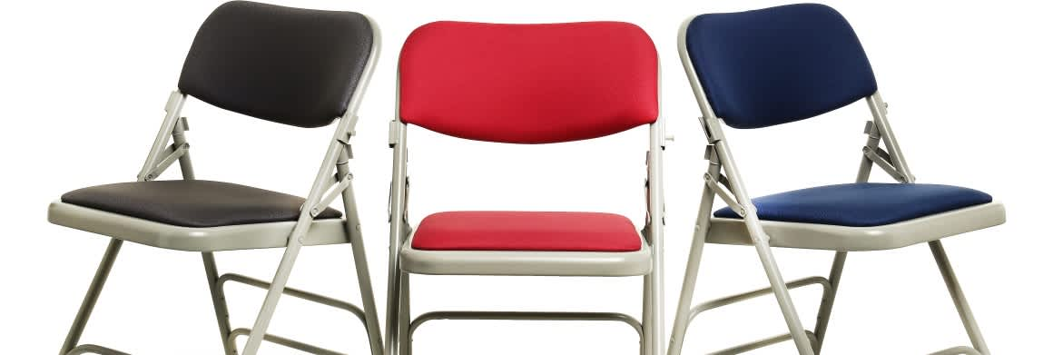 Folding Church Chairs – A Not So Humble History