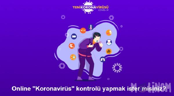 sağlık bakanlığının online korona virüs testi