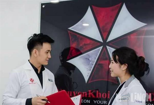umbrella corps skin care