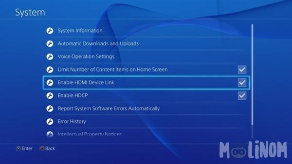 playstation 4 ile ilgili özellikler playstation 4 gizli özellikleri