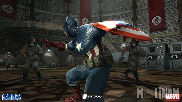 captain amerika oyunu captain america haberleri