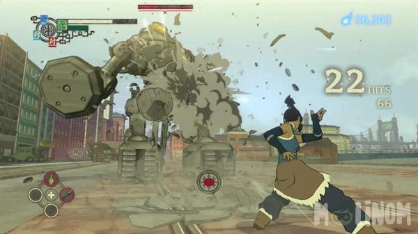 legend of korra oyunu haberleri avatar oyunu