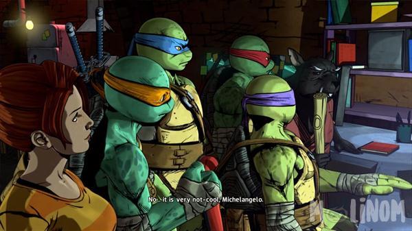 ninja turtles oyunu ninja turtles haberleri